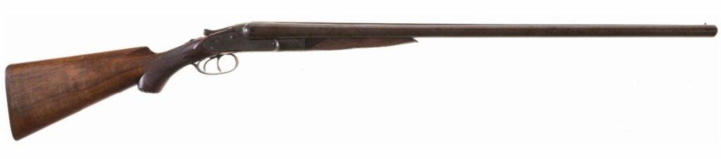 The Lefever shotgun.