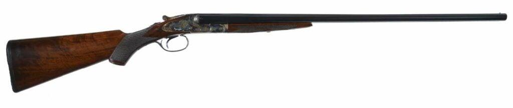 the LC Smith Specialty Grade shotgun.