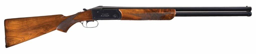 A Model 32 Skeet shotgun.