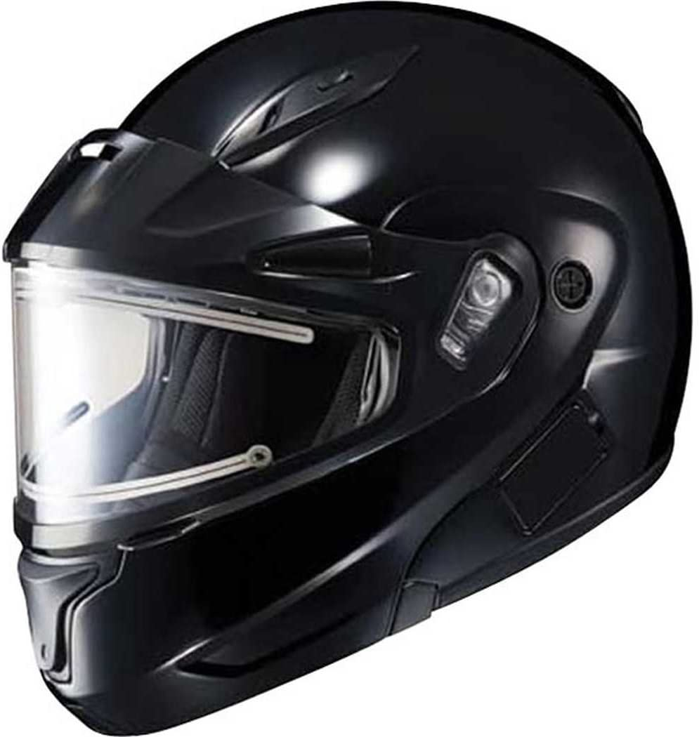 Modular Bluetooth Snow Helmet Famed Electric Shield is safety gear you need.