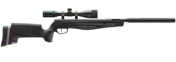 New Stoeger S8000-E TAC Suppressed air gun.
