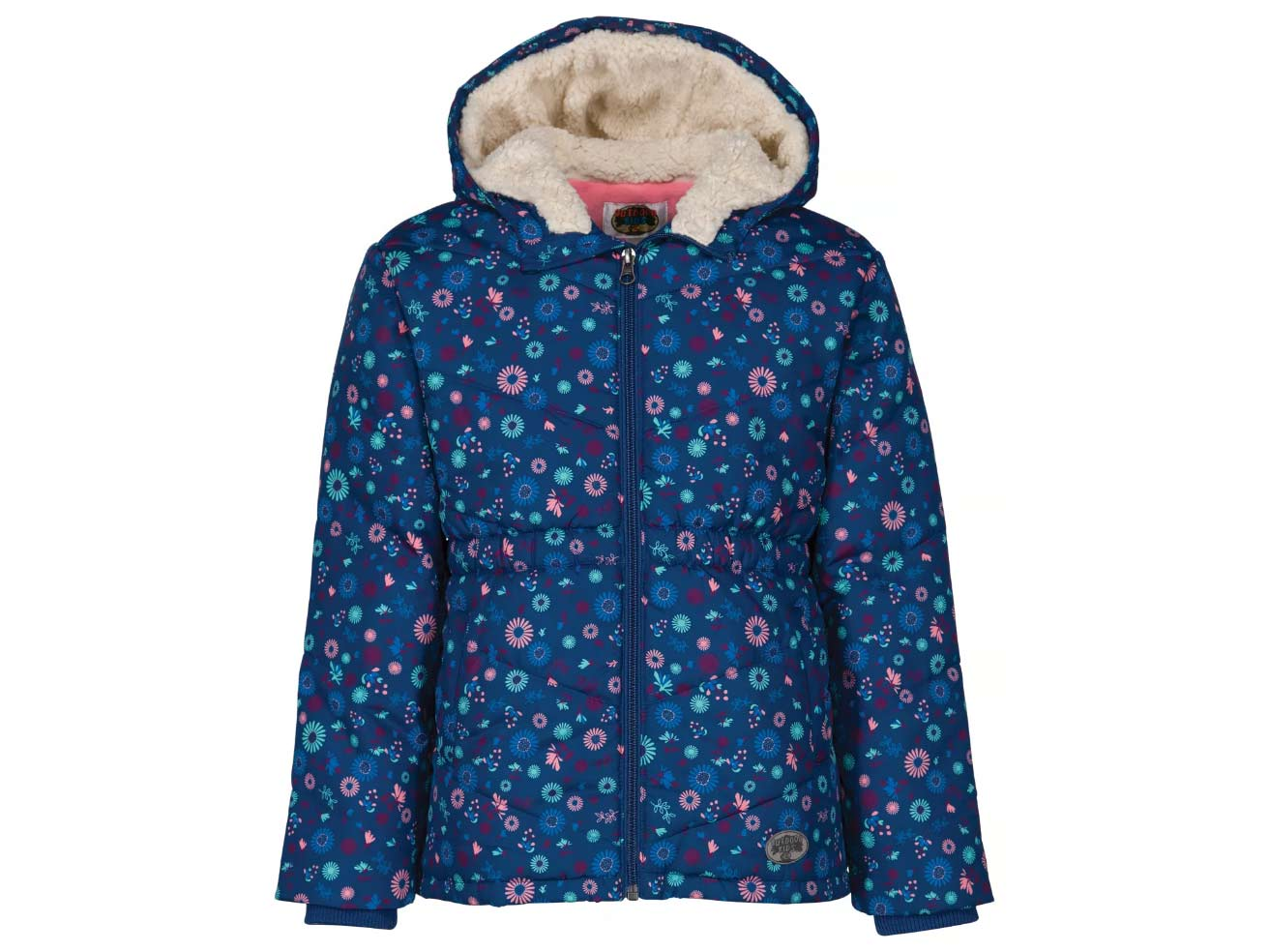 Outdoor Kids Puffer Jacket for Toddlers or Girls