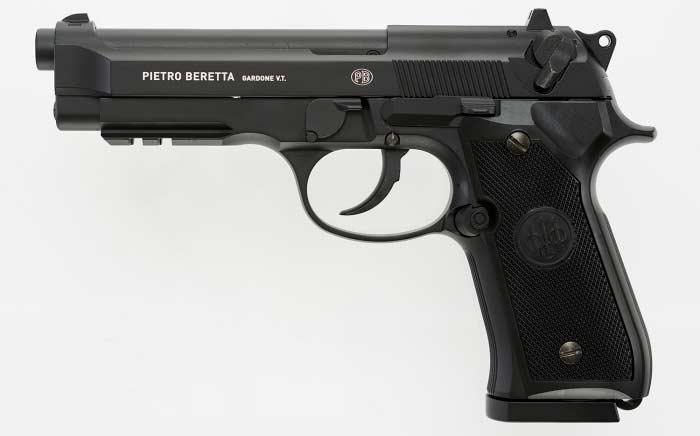 The Umarex Beretta M92.