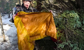 How to Keep Your Sleeping Bag Warm and Dry in the Backcountry