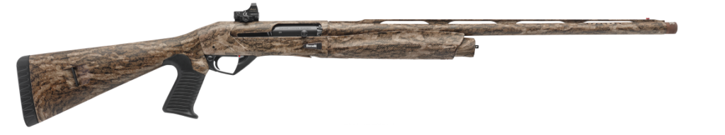 A Benelli SBE3 Performance Shop Turkey model shotgun