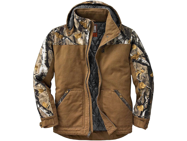 Legendary Whitetails Men's Canvas Cross Trail Big Game Jacket
