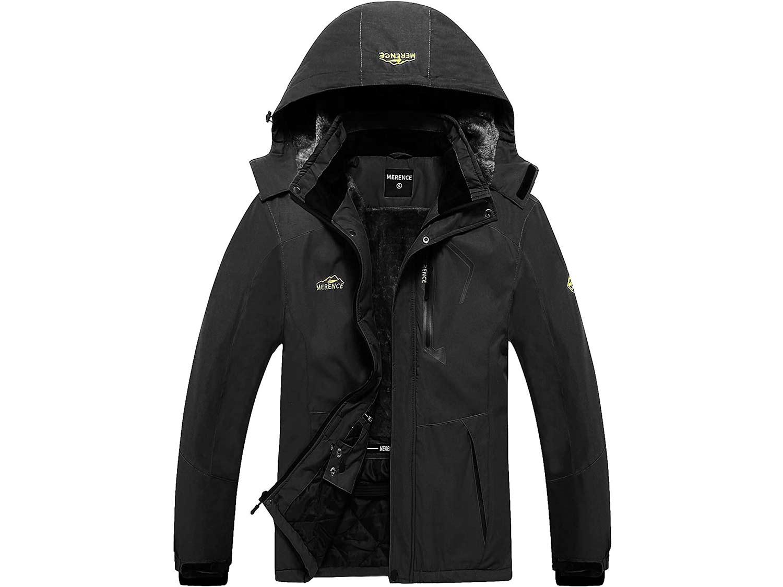 EQUICK Men's Waterproof Ski Jacket