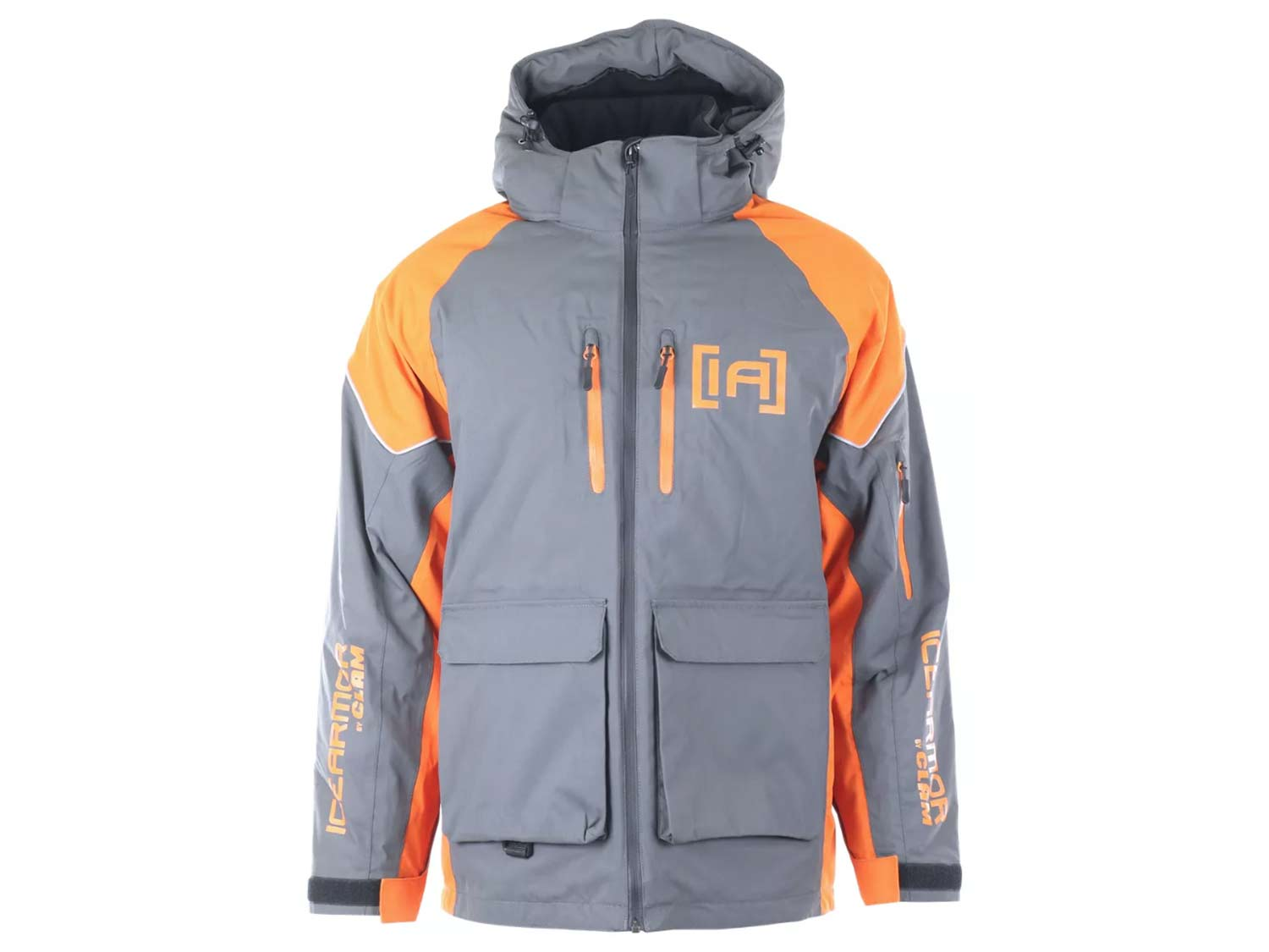 The IceArmor by Clam Rise Float Ice-Fishing Parka