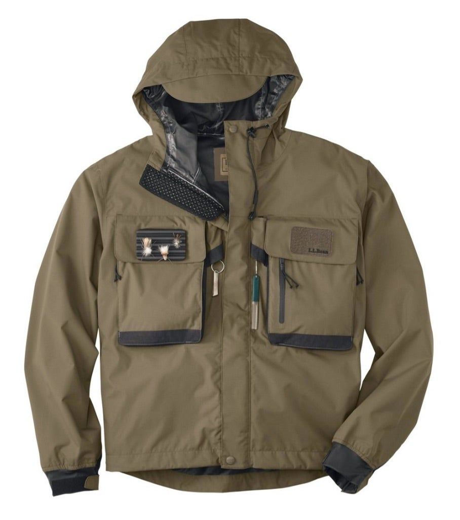 L.L. Bean Wading Jacket.