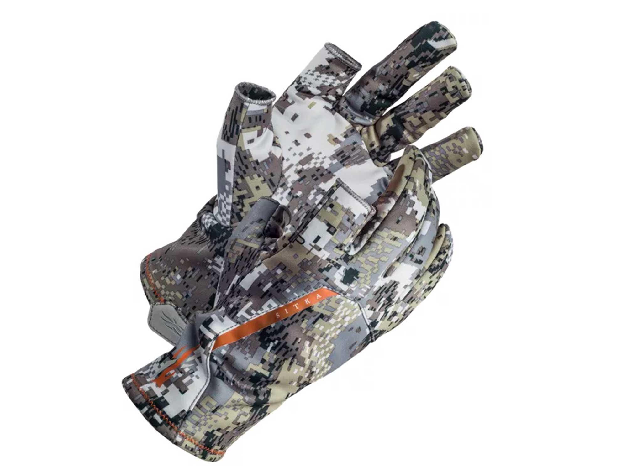 Sitka hunting gloves