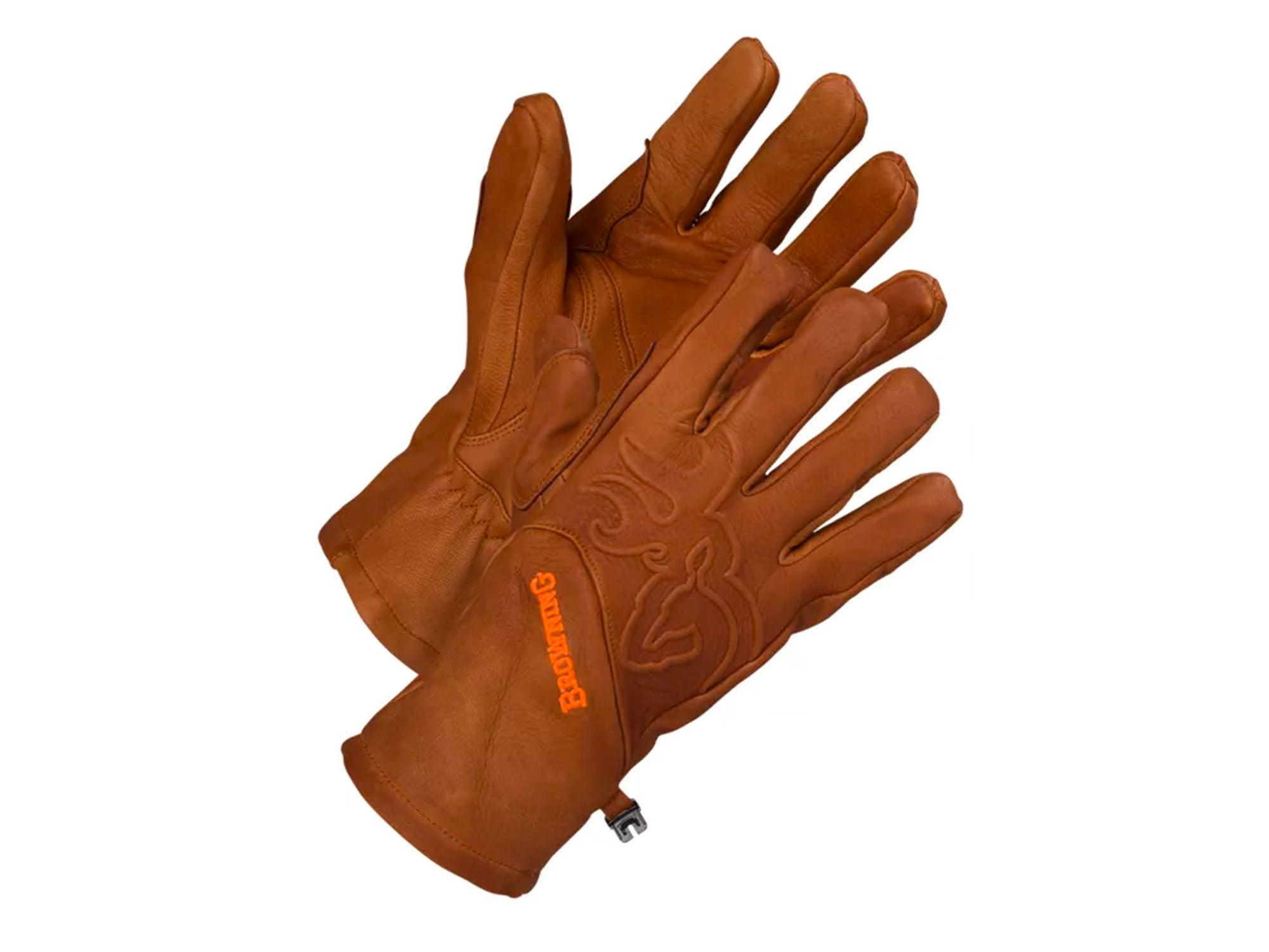 Browning Deer-hide gloves