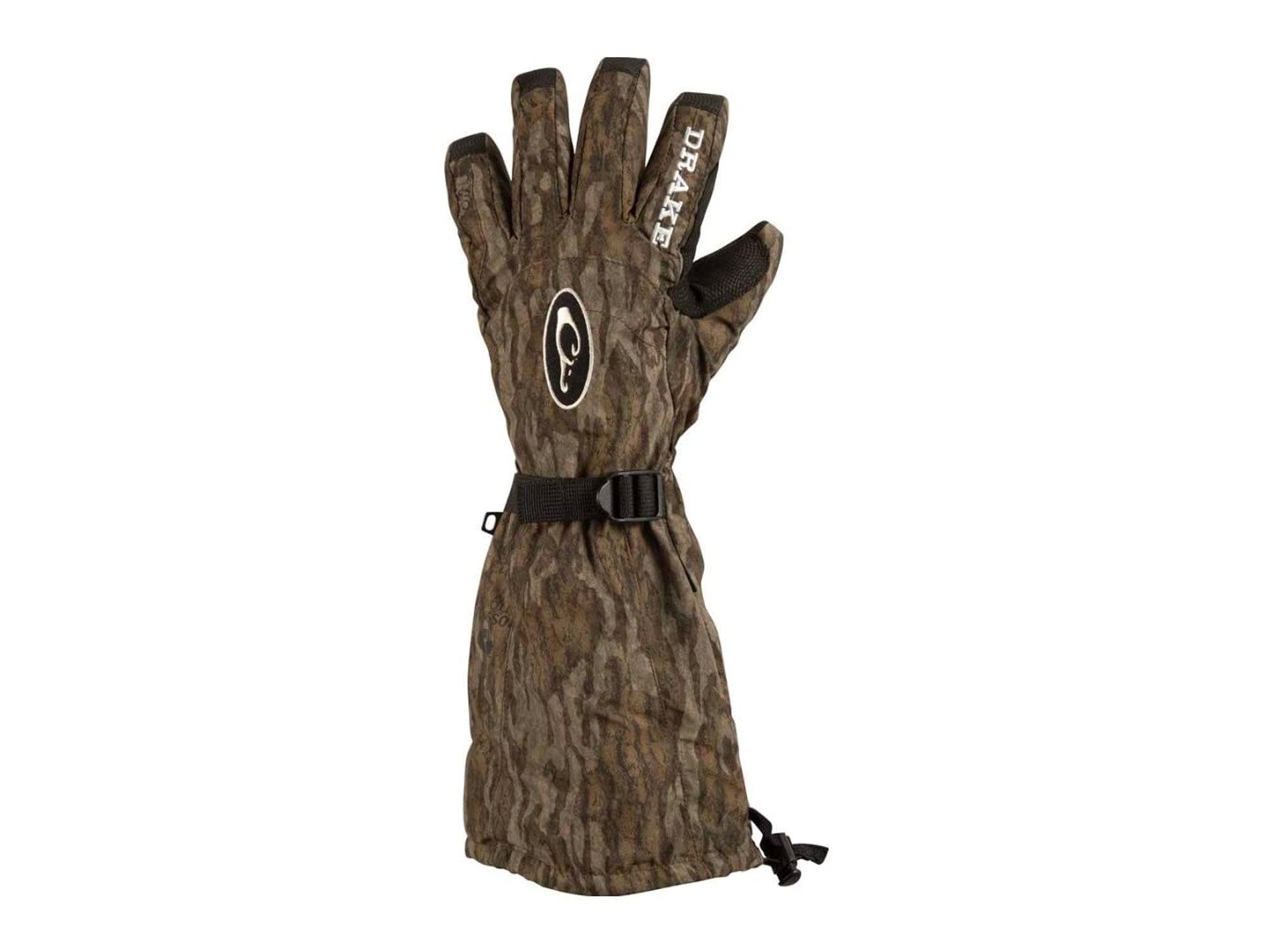 Drake waterproof gloves