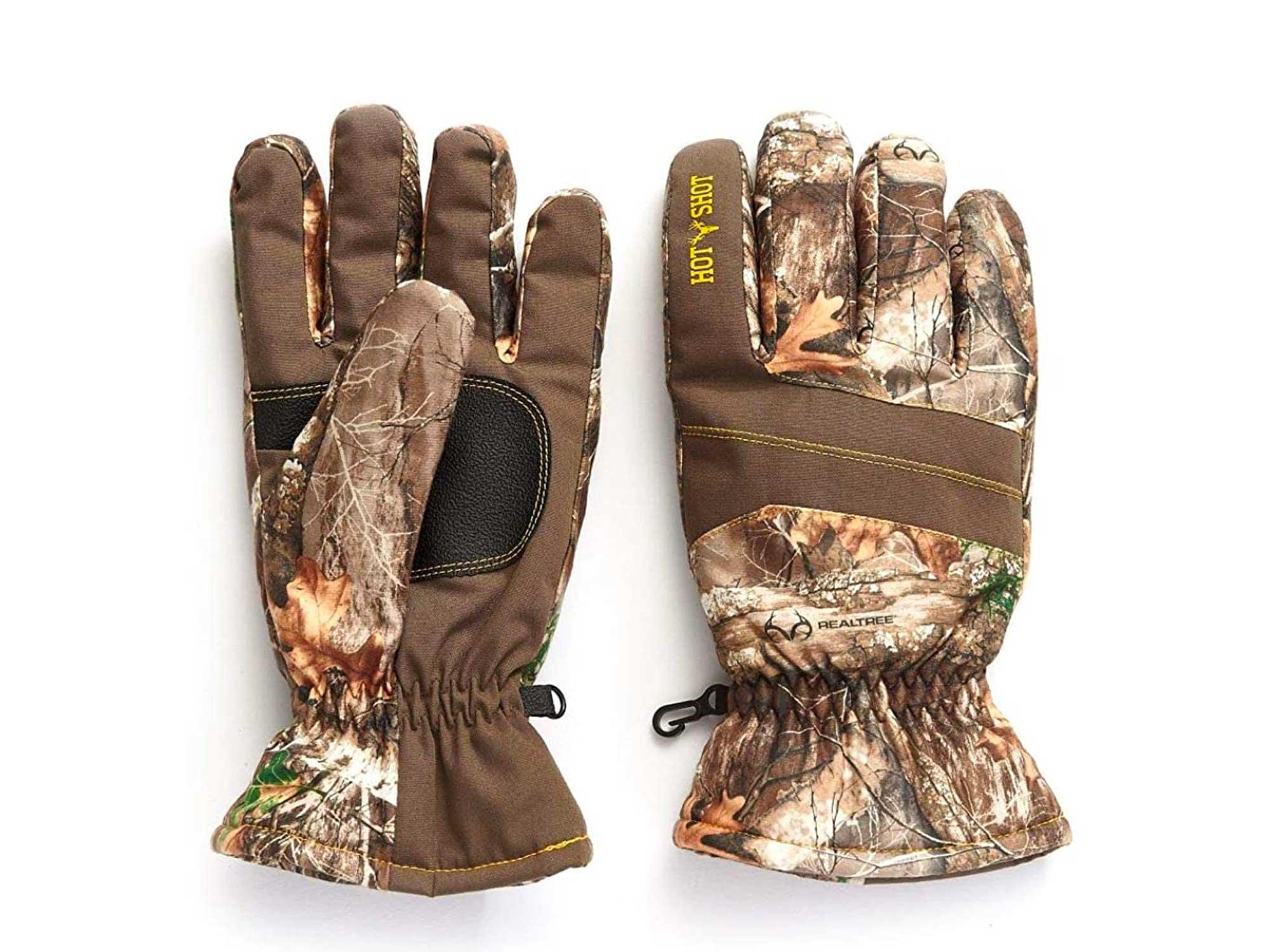 Hot Shot hunting gloves