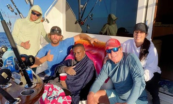 Florida Fishing Captain Rescues Man Stranded at Sea for 36 Hours