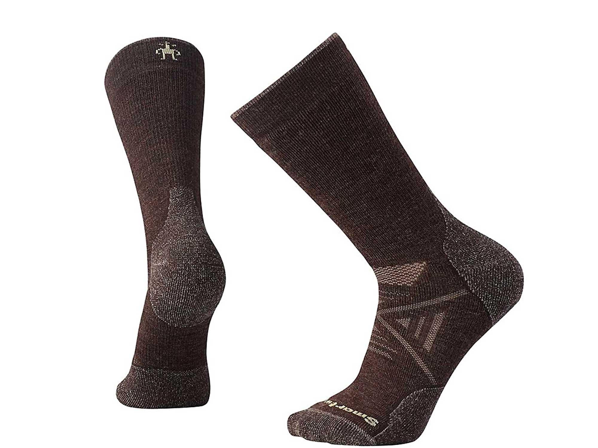 Smartwool mens socks are the best warm socks for hiking