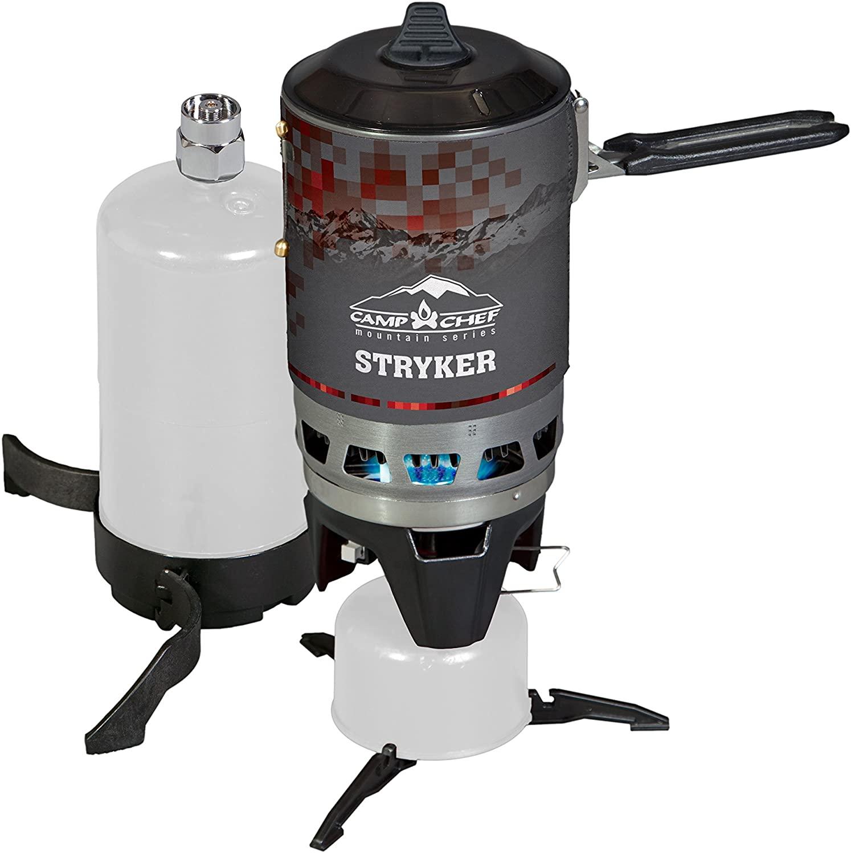 Camp Chef portable stove.