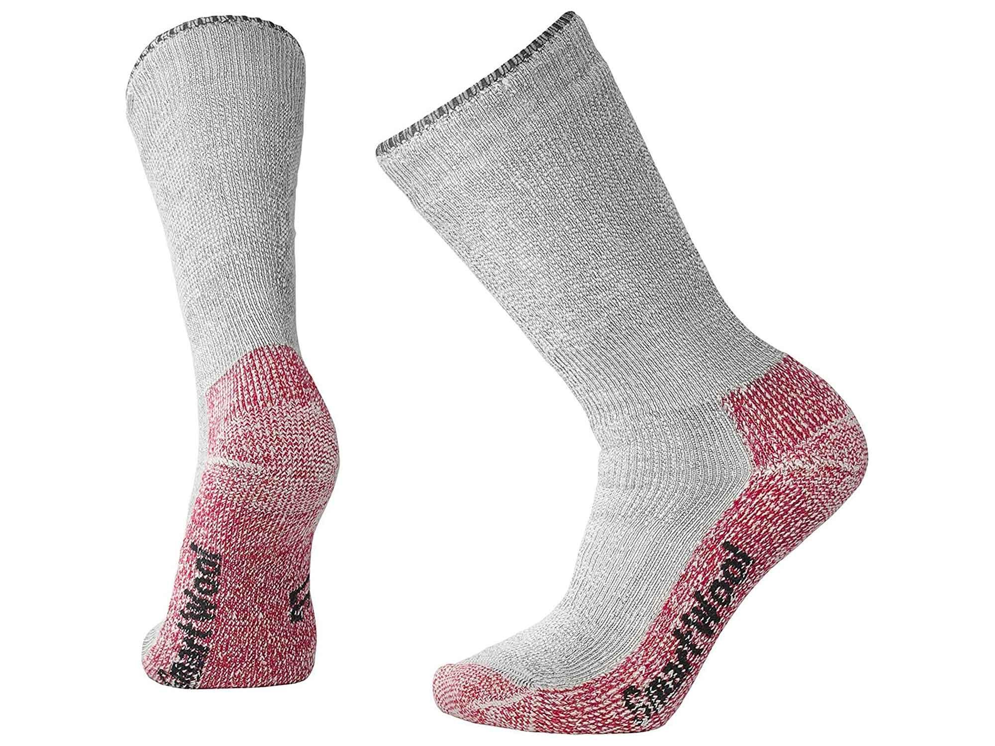 Smartwool Mountaineering Crew Socks are the best warm socks for men