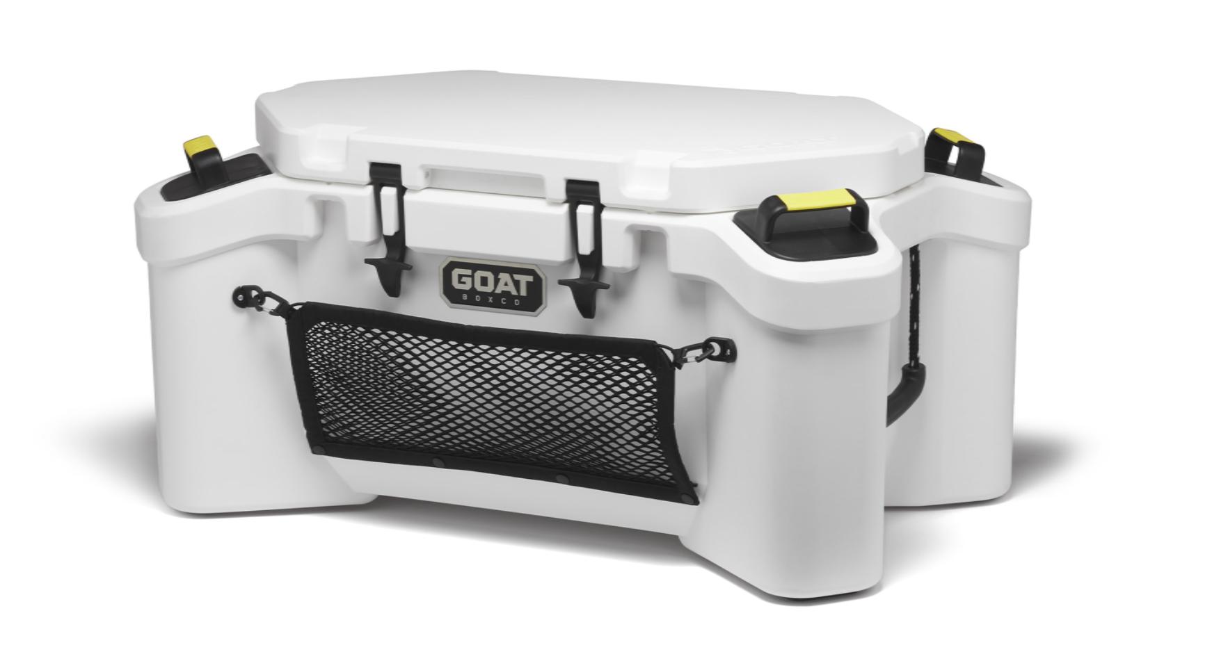 Goat Boxco Hub 70 Cooler System.