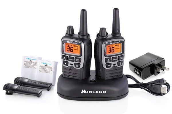 Midland X-Talker T71VP3 Two-Way Radio kit.