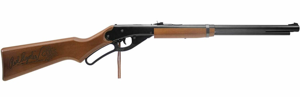 The Daisy Red Ryder