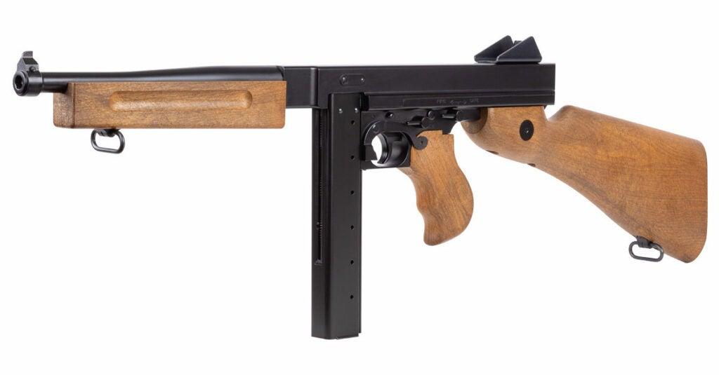 The Umarex Legends M1A1 BB Rifle