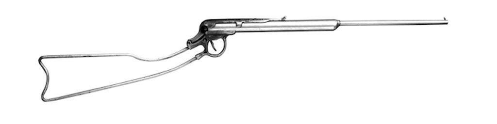 The first Daisy air rifle