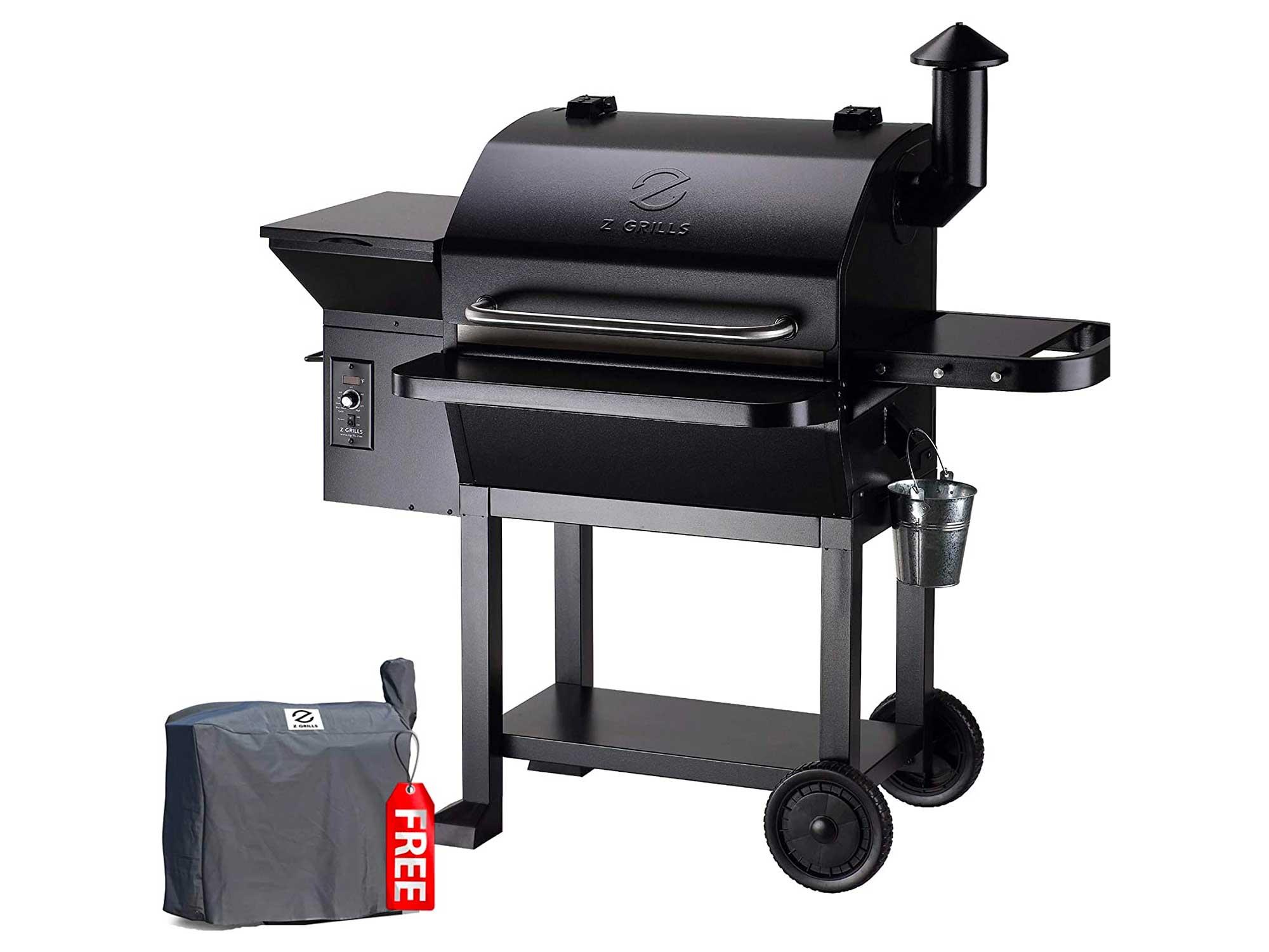 Z Grills 2020 New Model Wood Pellet Grill & Smoker