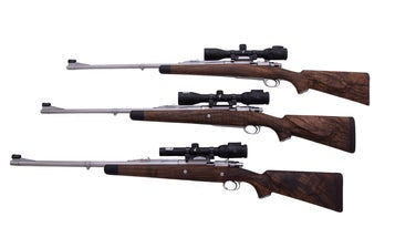 What Makes the Perfect Battery of African Hunting Rifles