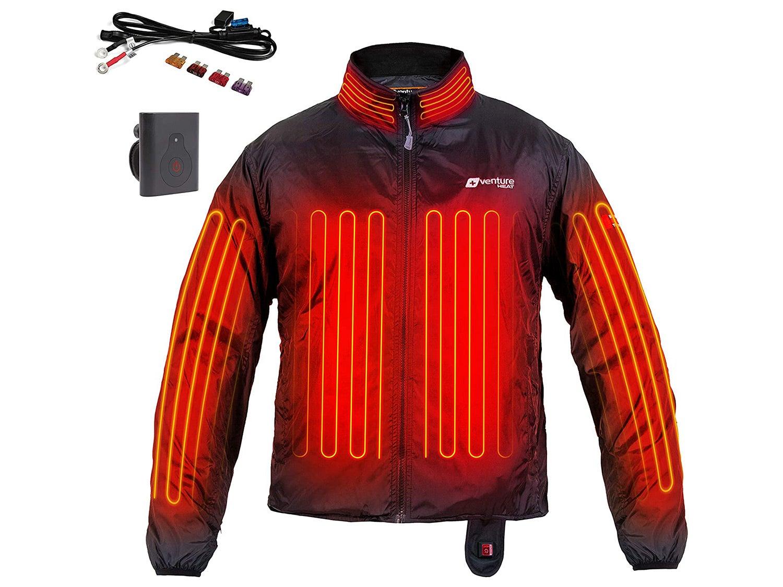 Venture Heat 12V Motorcycle Heated Jacket Liner