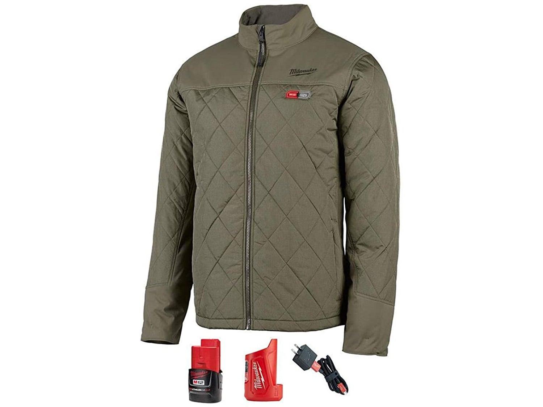 Milwaukee Men's M12 Heated Axis Jacket