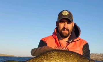 Fisherman Catches New Record Smallmouth Bass