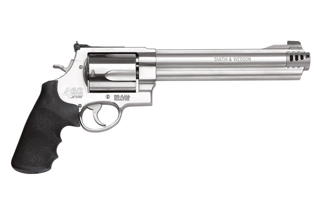 Smith & Wesson Model 460.