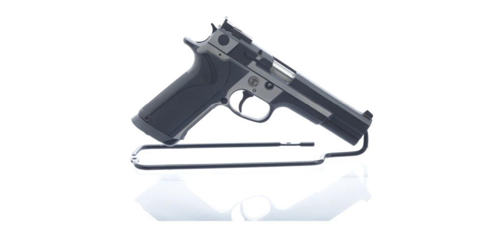 The Smith & Wesson Model 3566.