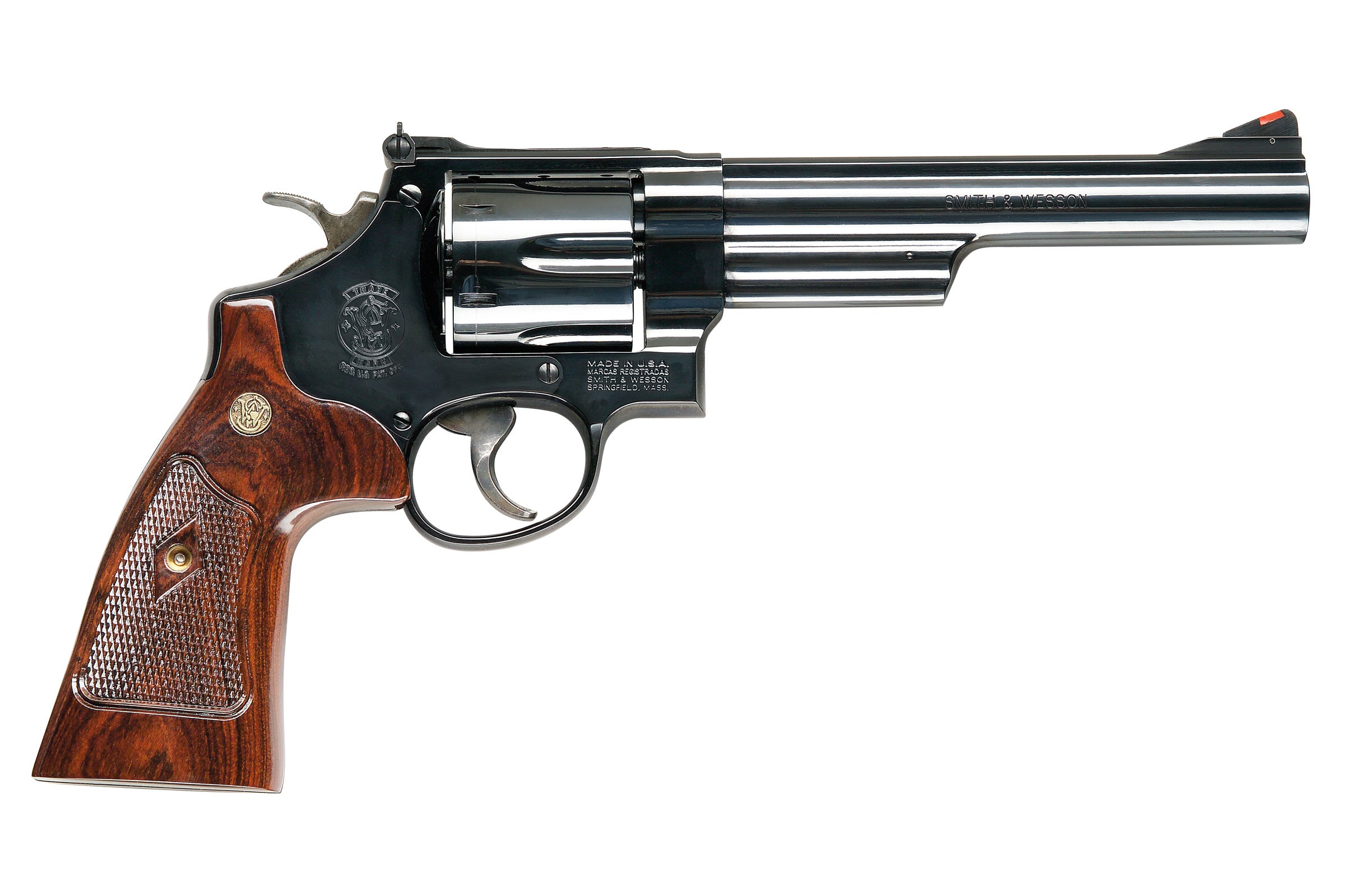 The Smith & Wesson Model 29.