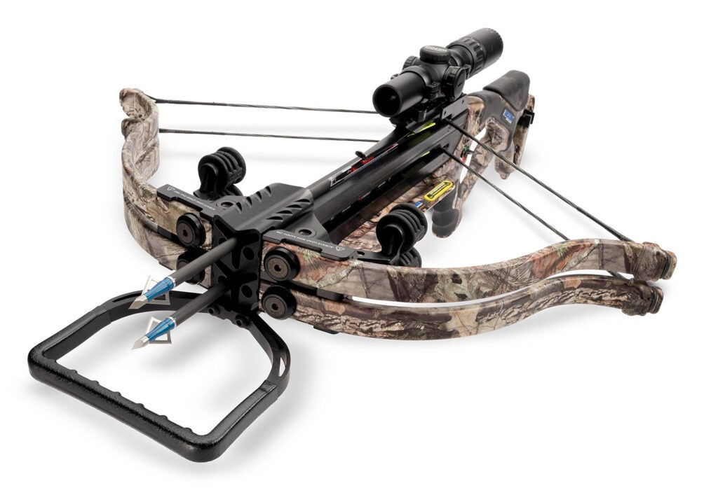 The Excalibur Twinstrike Crossbow