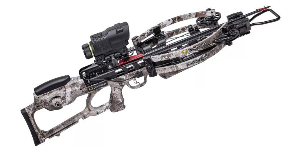 TenPoint Vapor RS470 Xero crossbow.