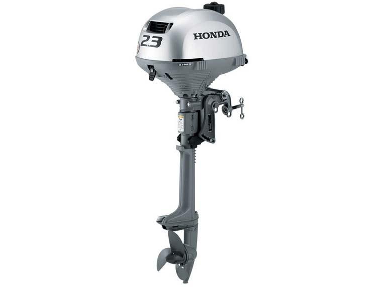 Honda 2.3 hp Short Shaft is the best kayak gas motor