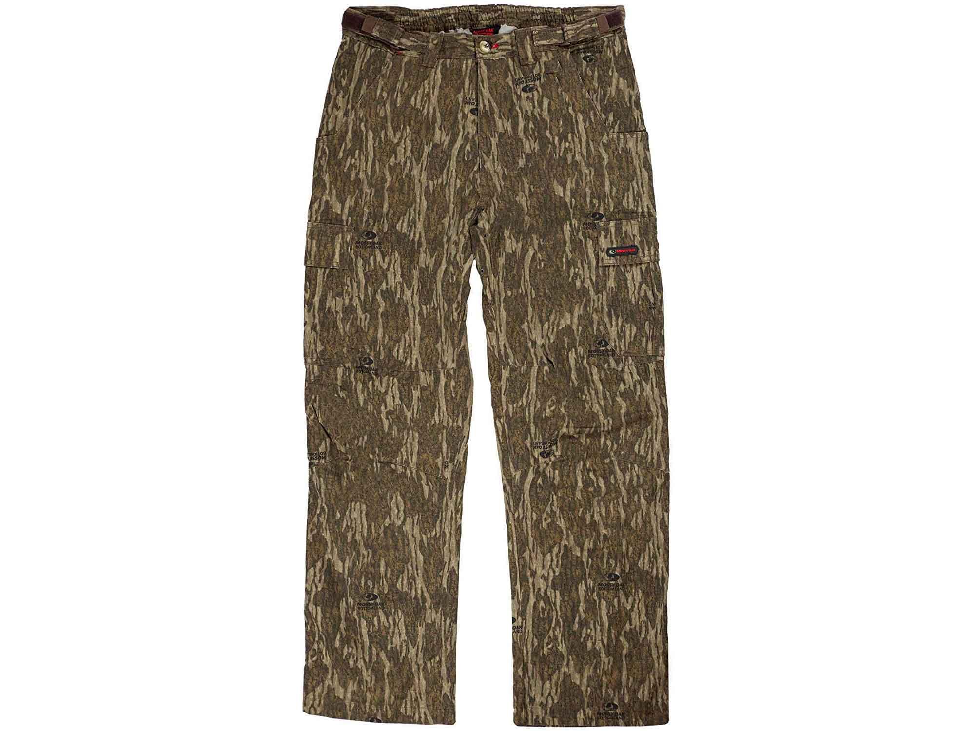 Mossy Oak Men's Cotton Mill 2.0 Hunt Pant