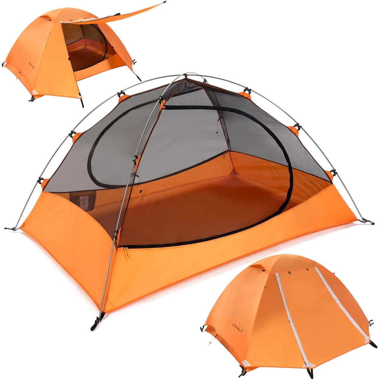 Clostnature Lightweight Backpacking Tent