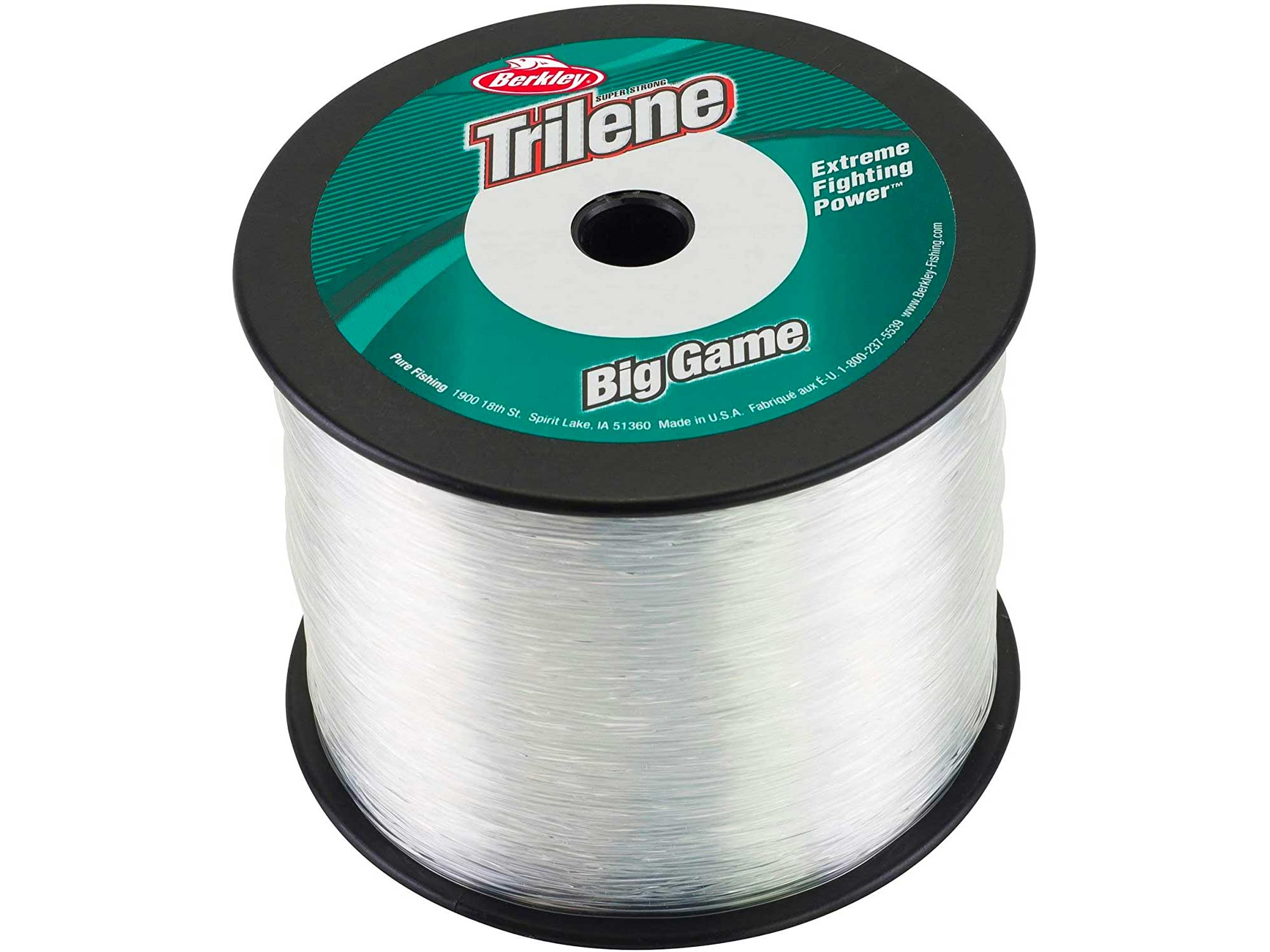 Berkley Trilene Big Game Monofilament Fishing Line