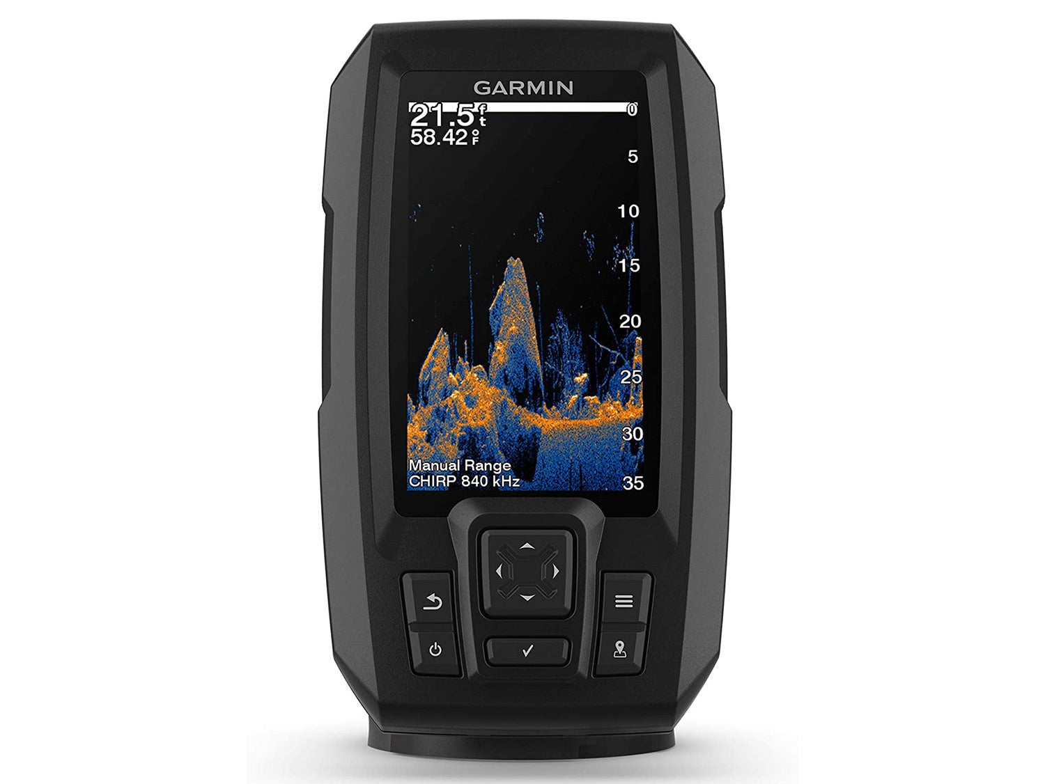 Garmin Striker Vivid 4 cv Fish Finder