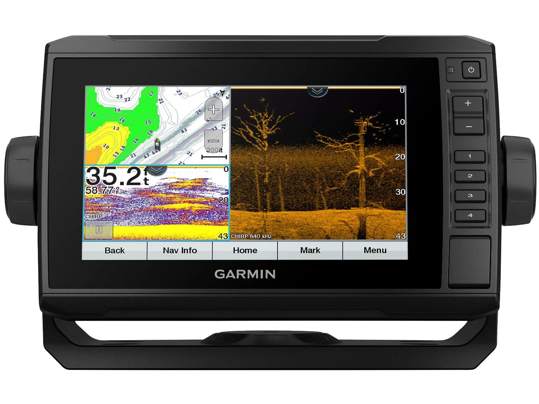 Garmin ECHOMAP UHDCV 73CV Fish Finder/Chartplotter Combo