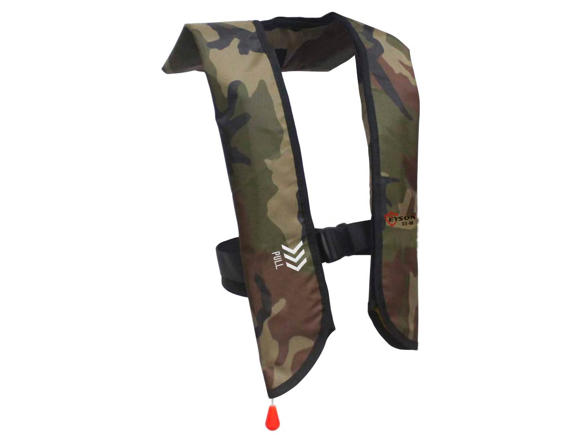 Eyson Inflatable Life Jacket Life Vest Basic Automatic/Manual