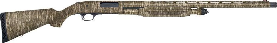 The Mossberg 835 shotgun on a white background.