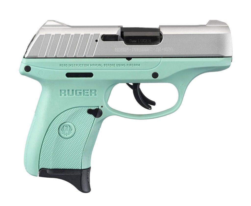 Ruger EC9 Handgun.