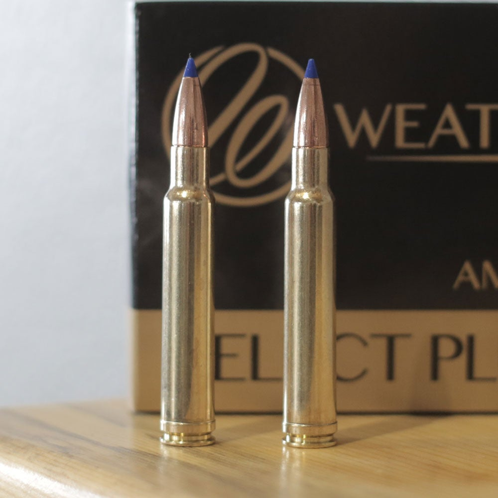 340 Weatherby Magnum best hunting cartridge