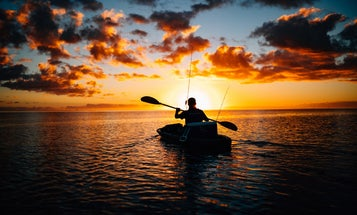 The Best Paddle Kayaks for Fishing