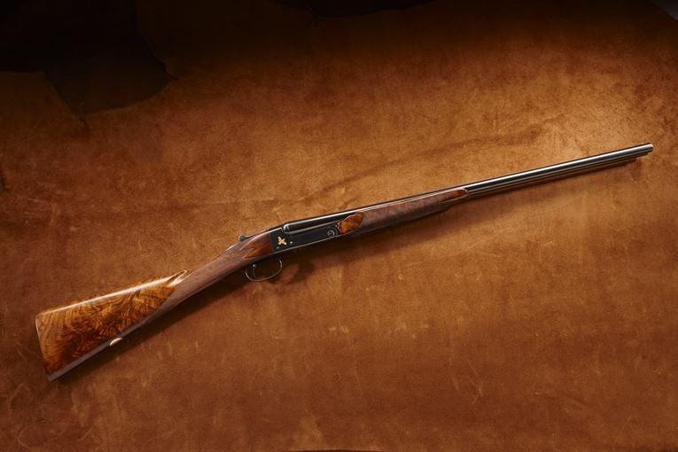 Dwight Eisenhower's Winchester Model 21 shotgun