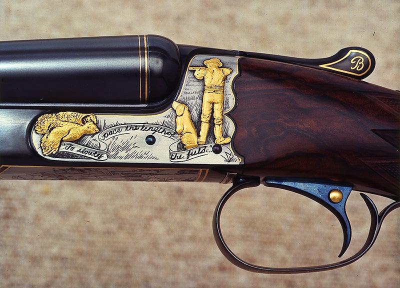 George H.W. Bush's Winchester Model 21