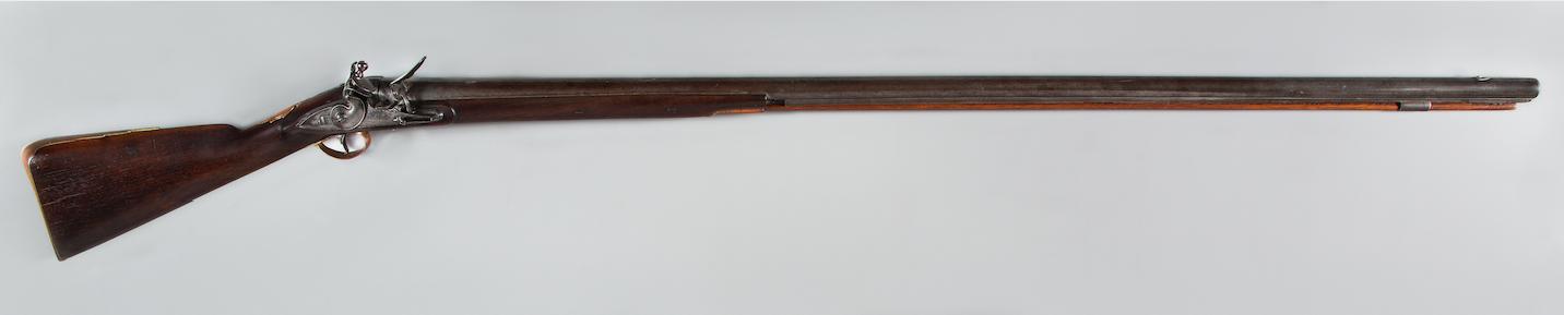 George Washington's fowler shotgun